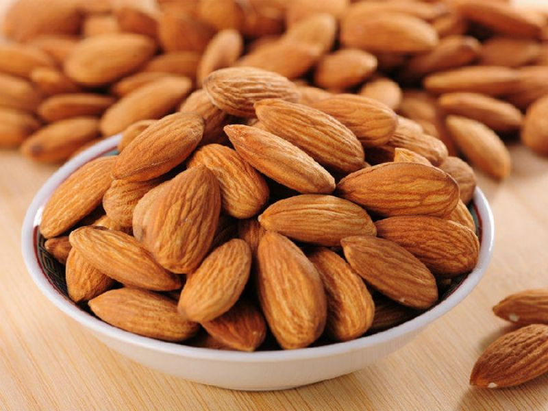 Dried Almond Nut